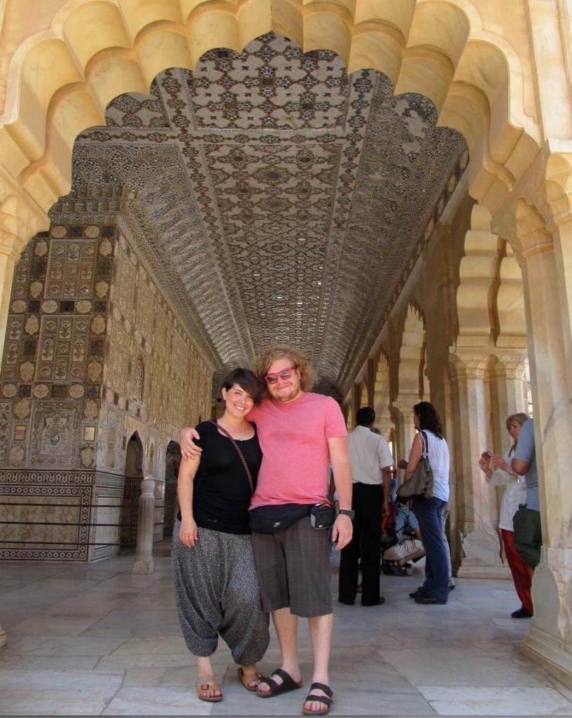 Birkenstock en Jaipur
