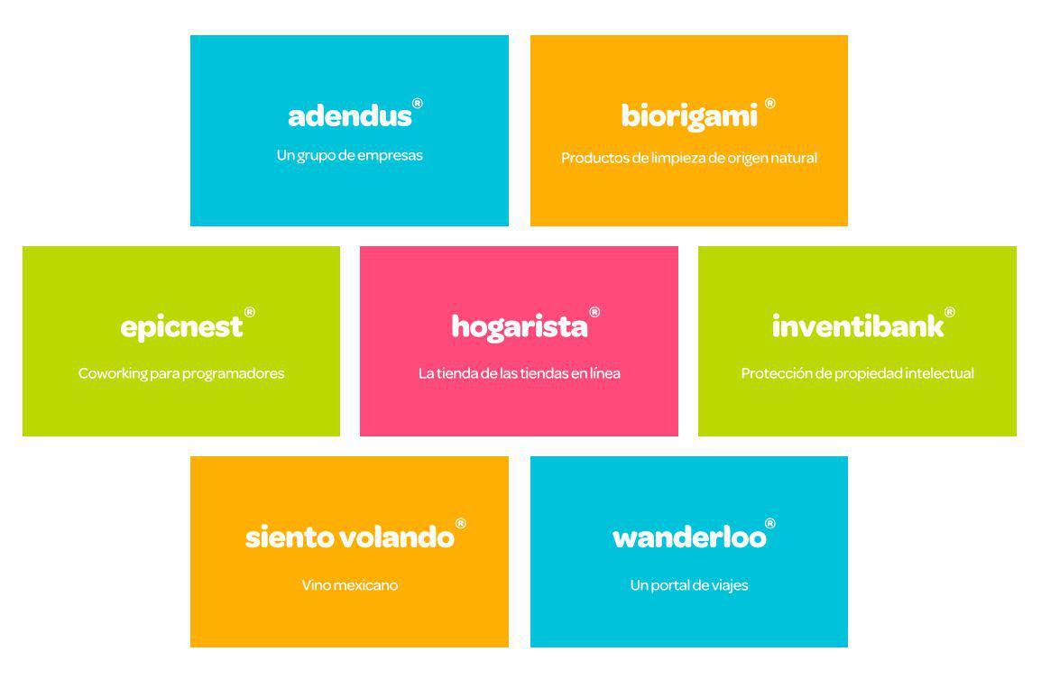 Nombres creados en YuJo!